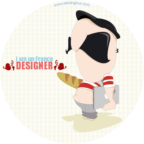I am a France designer {JPEG}